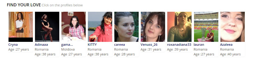 Dating sites romania